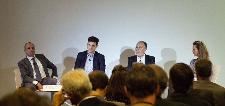 """""""Patients, physicians, and governments want the same thing: greater autonomy"""", at the Smart Pharma Breakfast"""