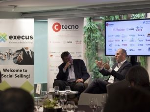 VÍDEO: Techno-Lunch amb Paul Terry